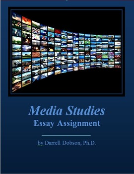 Media Studies Essay Assignment