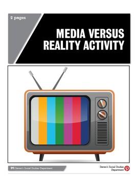 Media Versus Reality Activity