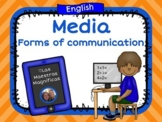 Media forms of communication