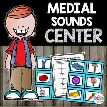 Medial Consonants ELA Station