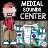 Medial Consonant Sounds | Medial Sounds Activities