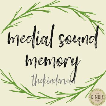 Medial Short Vowel Memory