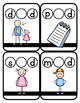 Medial Sound CVC Picture Word Cards (all 5 vowel sounds)