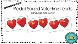 Medial Sound CVC Valentine Hearts