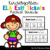 Medial Sound Exit Tickets