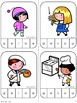 Medial Sound Long Vowel Match Game: Kindergarten & 1st Grade RTI