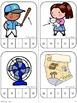 Medial Sound Short Vowel Match Game: Kindergerten & 1st Grade RTI