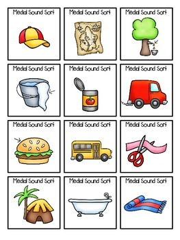 Medial Sound - Sound Sort