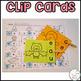 Medial Sounds Clip Card Bundle