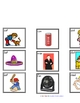 Medial Sounds Match Literacy Centre Activity - 10 pages