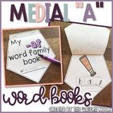 "Medial Sounds Short ""A"" Booklets"