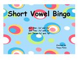 Medial Vowel Bingo