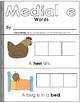 Medial Vowel Booklets