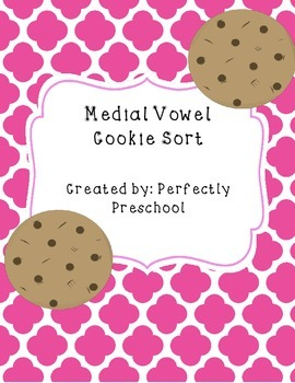 Medial Vowel Cookie Sort