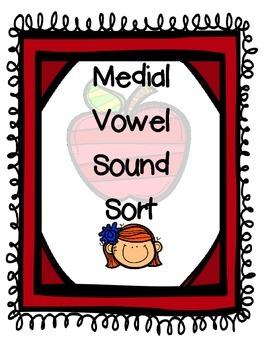 Medial Vowel Sound Sort