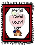 Medial Vowel Sound Sort