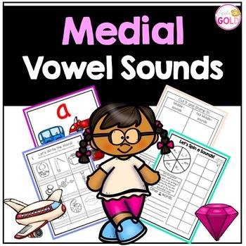 Medial Vowel Sounds