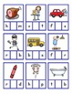 Medial Vowel Clip Game