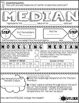 Median Discover & Doodle