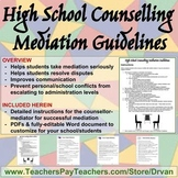 Mediation 101 for School Counsellors: Easy-to-Follow Instr