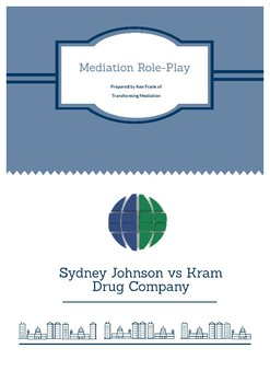 Mediation Role-Play Personal Injury