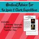 Medical Advice for Lewis&Clark Expeditions Primary Source Analysis