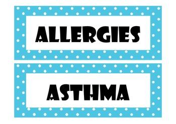 Medical Alert Signs