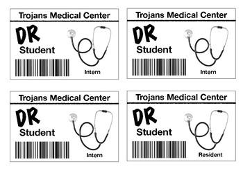 Medical Badges