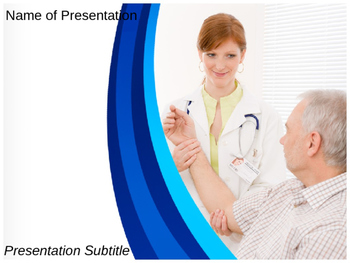 Medical Check Up PPT Template