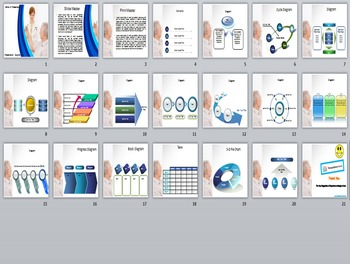 Medical Check Up PowerPoint Template