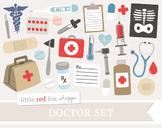 Medical & Doctor Clipart; Medicine, Doctor, Nurse, First Aid