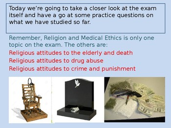 Medical Ethics Revision