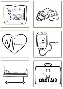 Medical File Folders Bundle