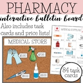Medical Supply Store Money Math Work- Vocational Math, Special Education
