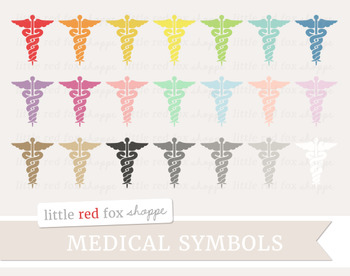 Medical Symbol Clipart; Sign, Icon, Medicine