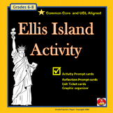 Ellis Island Activity