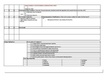 Medical Terminology: Contextual Practice - EMT Lesson Plan