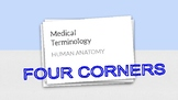 Medical Terminology Four-Corners Game