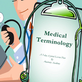 Medical Terminology Lesson Plan