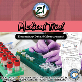 Medical Trial -- Elementary Data Edition - Medical - 21st Century Math Project