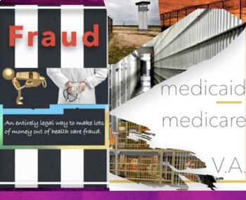 Medicare Fraud - Medicaid Fraud - VA Fraud - Medical Law - 61 Slides
