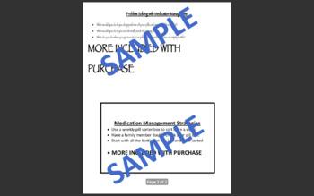Medication Management Bundle-SNF and Adult Education