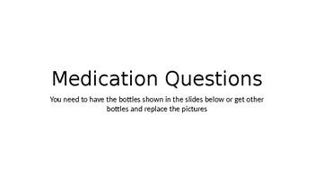 Medication Practice