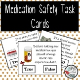 Medication Safety Task Cards