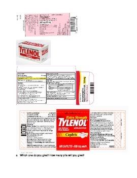 Medication administration activity