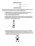 """""""Medicine Ball""""  Workout! Easy to follow routine to challenge your kids!"""