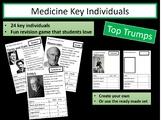 Medicine Key Individual Top Trump Cards