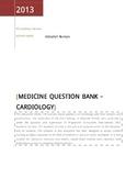 Medicine Question Bank - Cardiology (Single)