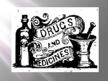 Medicine and Drugs PPT