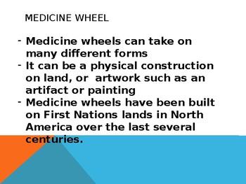 Medicine wheel powerpoint